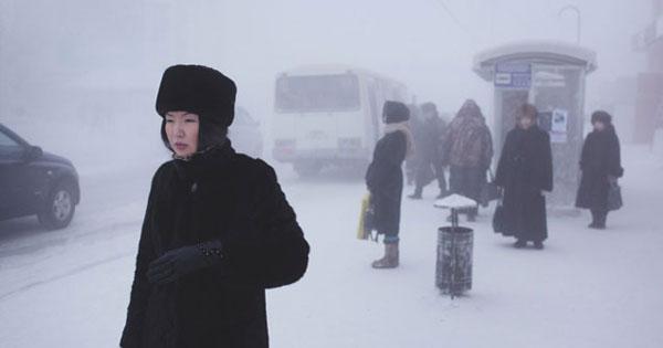 這是世界上最冷的小鎮