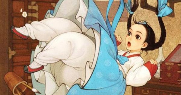 如果美人魚、小紅帽、愛麗絲等西方童話發生在東方