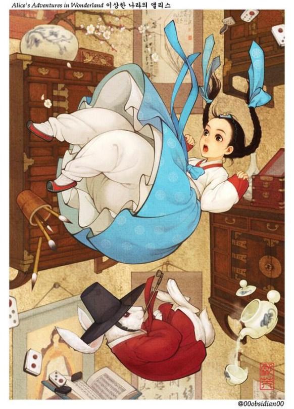 東方童話1