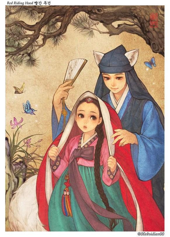 東方童話2