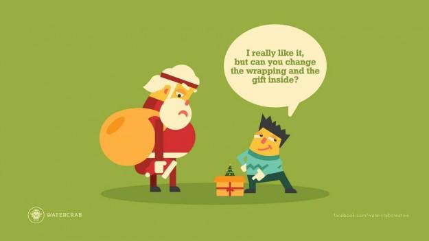 聖誕設計2