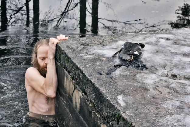 鴨子溺水4