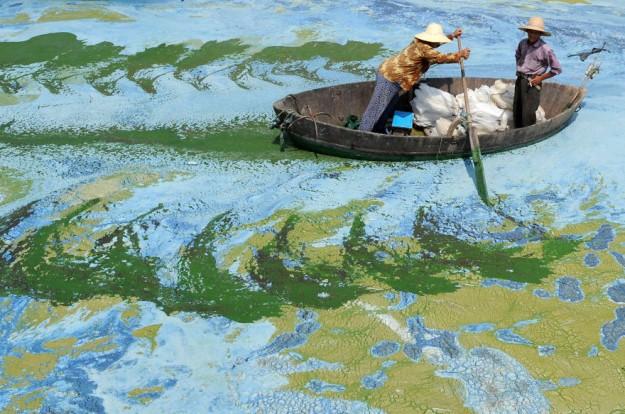中國污染1
