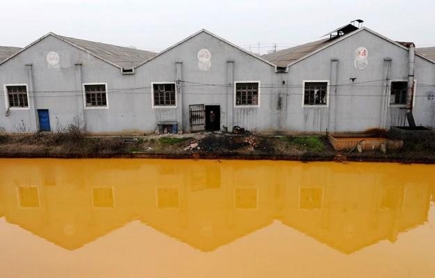 中國污染5