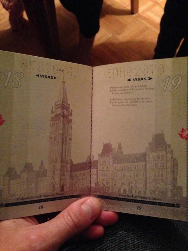 加拿大護照3