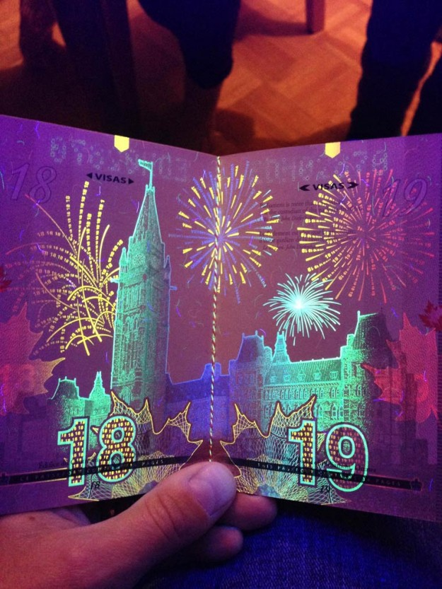 加拿大護照4
