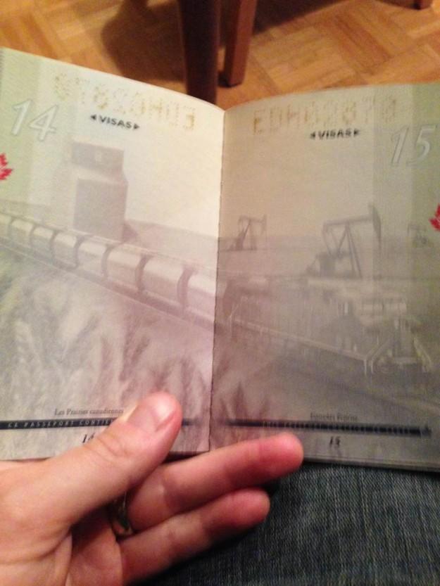 加拿大護照5