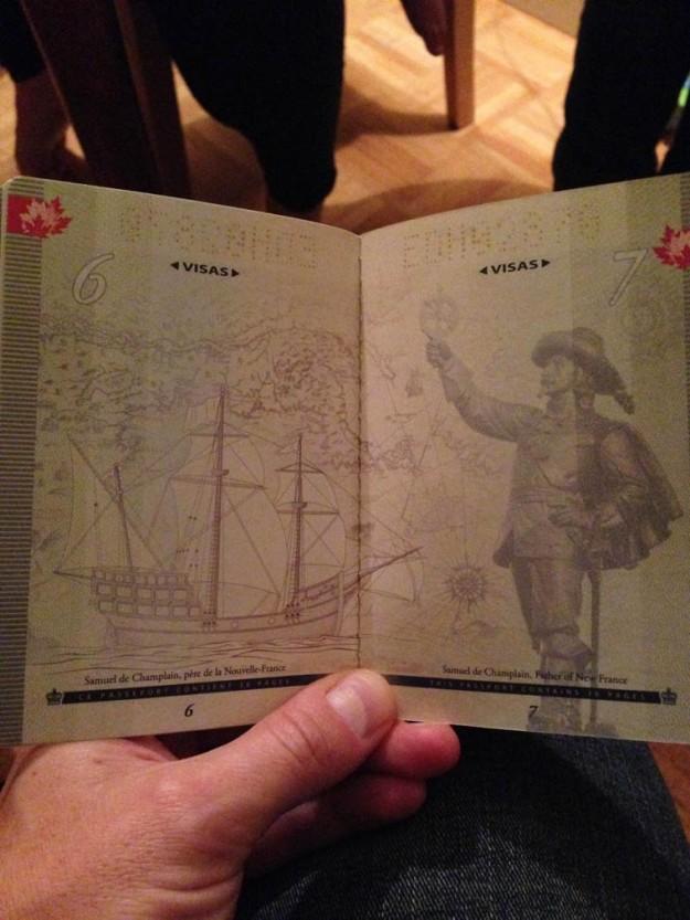 加拿大護照9