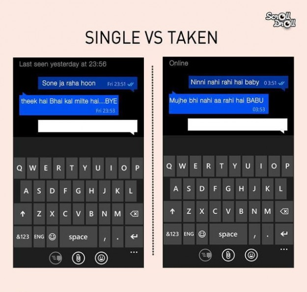 單身vs交往8