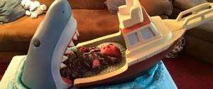 大白鯊嬰兒床