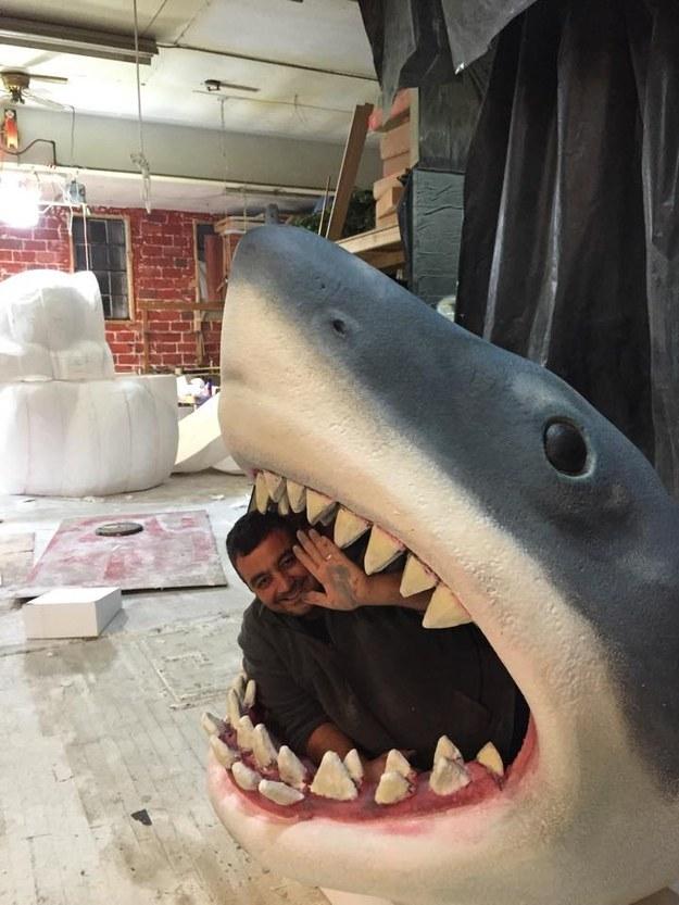 大白鯊嬰兒床3