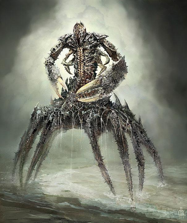 星座怪物4