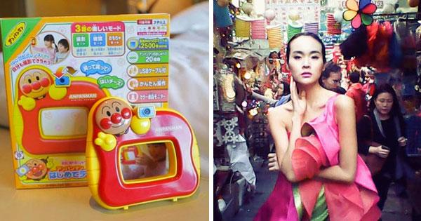 玩具相機挑戰