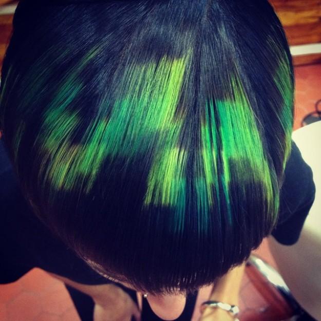 畫素頭髮5