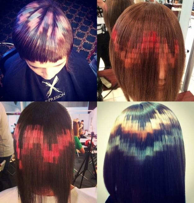 畫素頭髮6