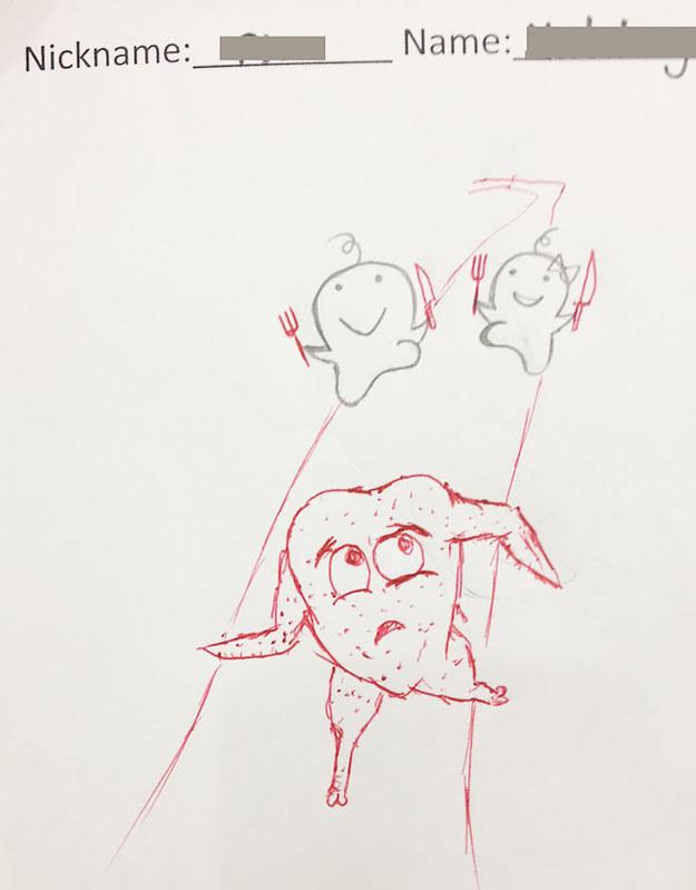 老師塗鴉9
