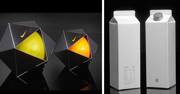 如果Nike賣橘子,LV賣臘腸,Apple賣牛奶