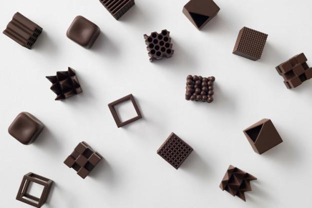 Nendo巧克力1