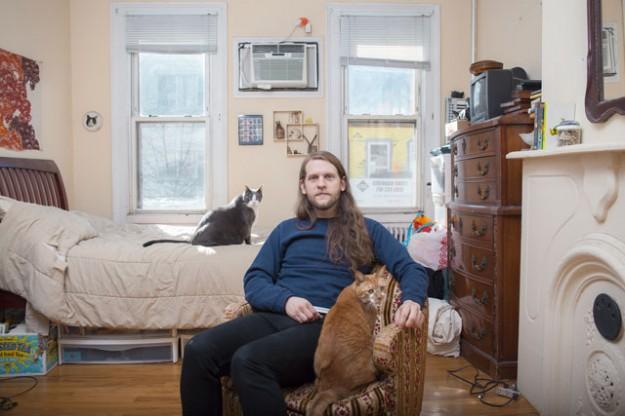 男人與貓10