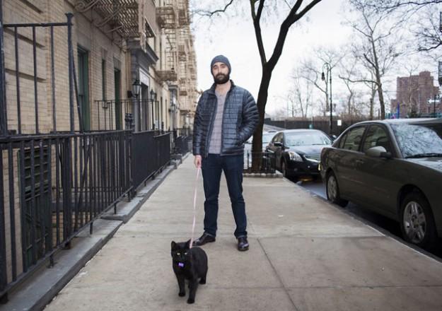 男人與貓11