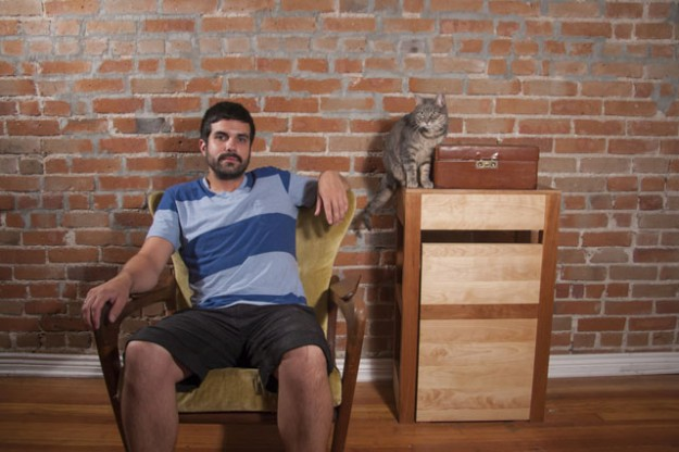 男人與貓3