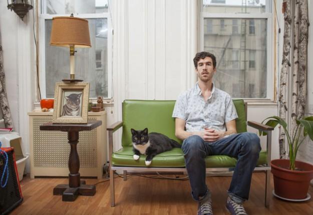 男人與貓4