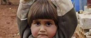 敘利亞男孩