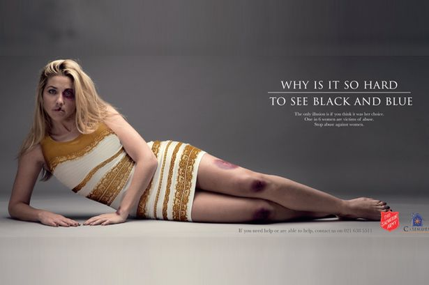 暴力廣告1