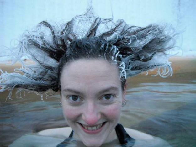 頭髮結冰3