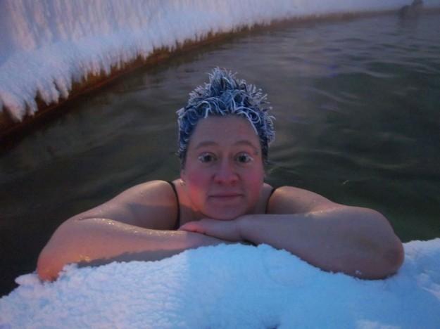 頭髮結冰7