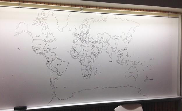 世界地圖1