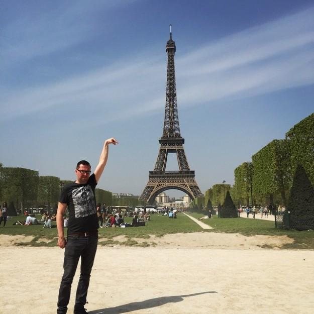 巴黎鐵塔1