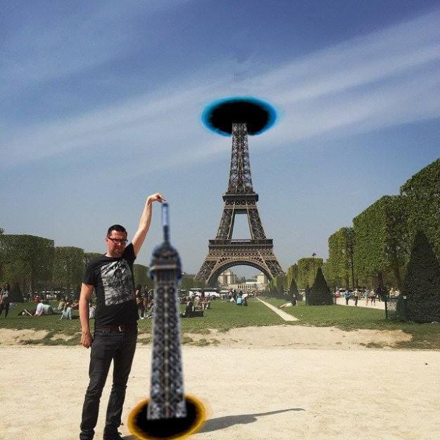 巴黎鐵塔10