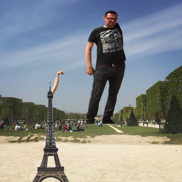 巴黎鐵塔11