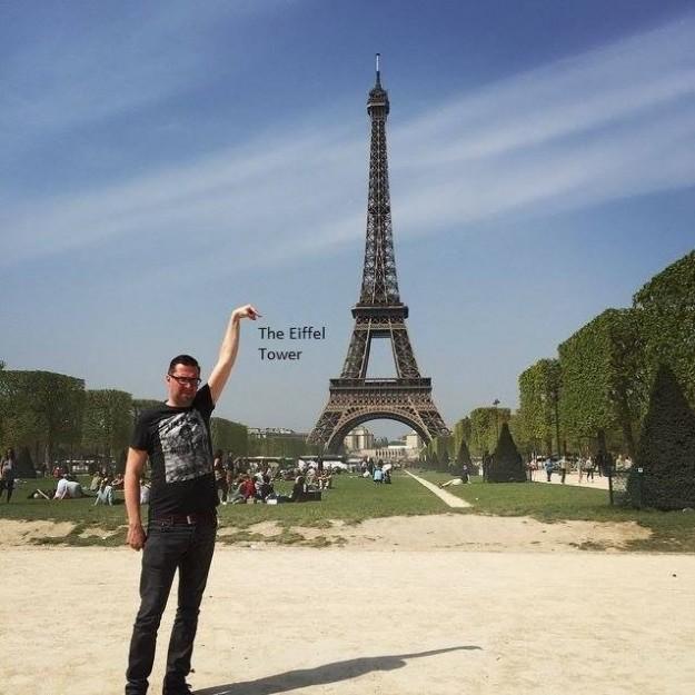 巴黎鐵塔4