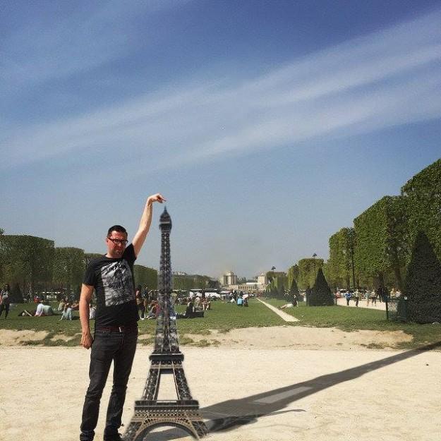 巴黎鐵塔6