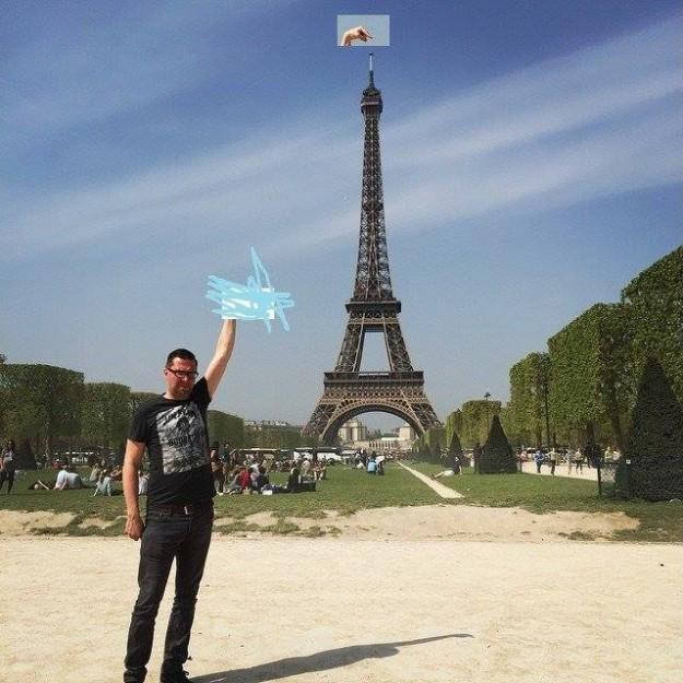 巴黎鐵塔7