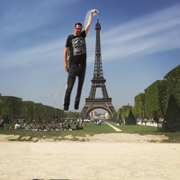 巴黎鐵塔8