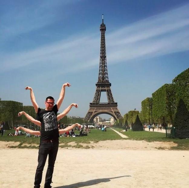 巴黎鐵塔9