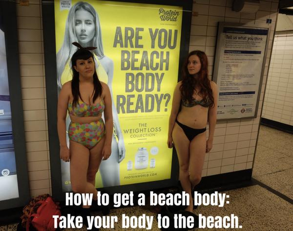 減肥廣告11