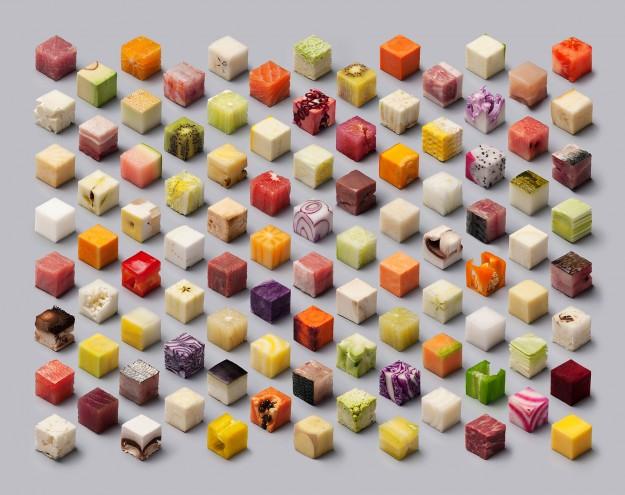 方塊食材1