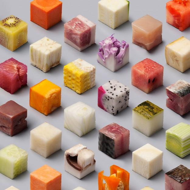 方塊食材4