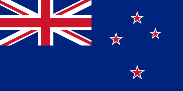 紐西蘭國旗1