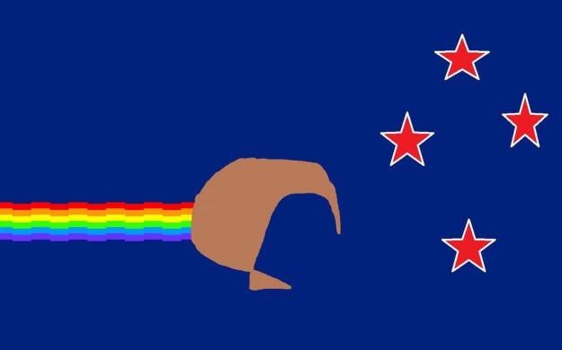 紐西蘭國旗8