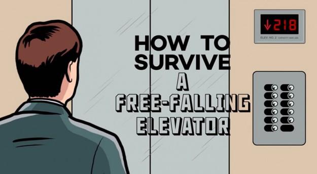 電梯下墜1