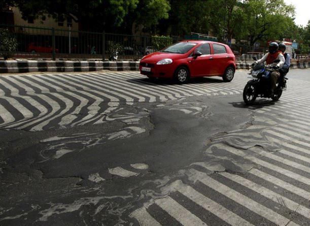 馬路融化2