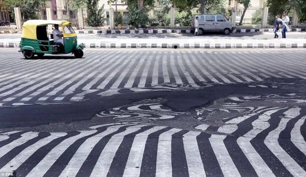 馬路融化3