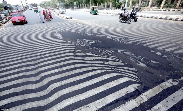馬路融化5