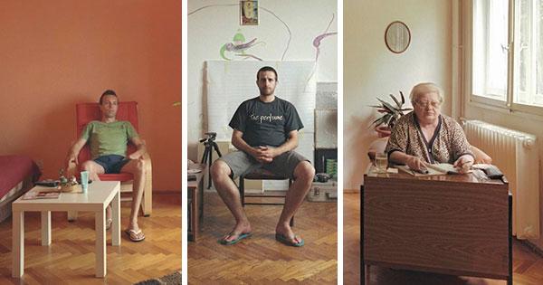 同樣的房間,不同的房客住起來大異其趣